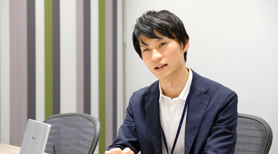 Kotaro Fukai, Finance Consulting Department