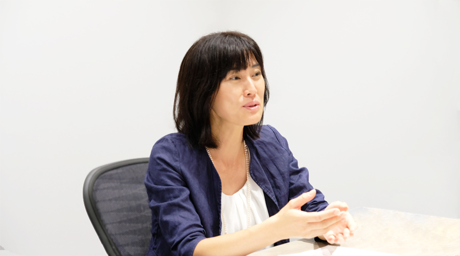 Eiko Ibuki, Principal, Corporate Innovation Consulting Department
