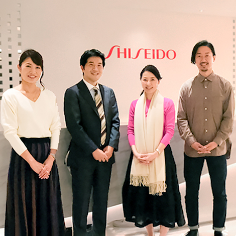 Shiseido x NRI: A Place for a New Brand Experience that Fuses Human Touch with Digital Technology Has Opened