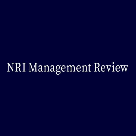 NRI Management Review