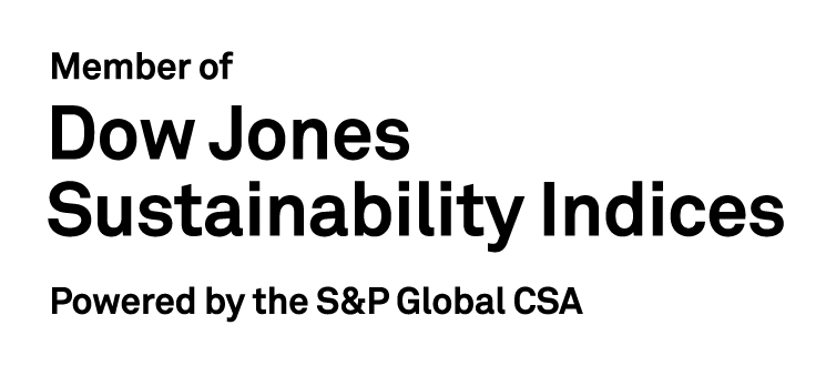 logo:Dow Jones Sustainability Indices